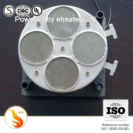 Honeycomb PTC Holder Assemblies-1500W