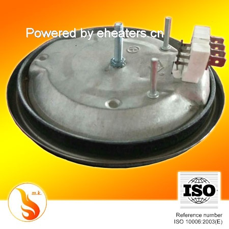 Cast Iron Hot Plate (4 Terminal) Series