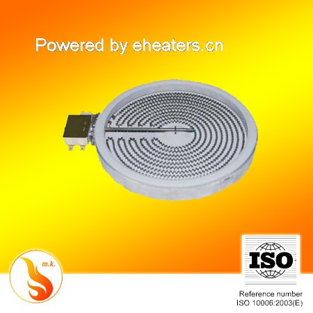radiant heating element