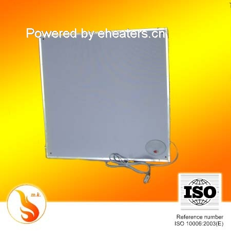 Infrared heating panel for conservatories, office, utility rooms, bedrooms