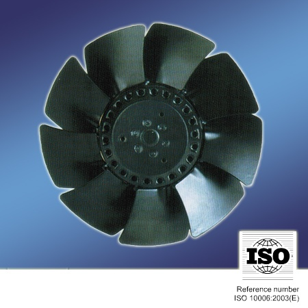AC Axial Fan Ø200 Series