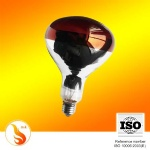 red bulb heating infrared medical lamp