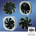 DC092 Series Axial Fan