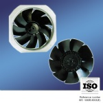 Power Frequency Series AC Axial Fan Ø200Ø250