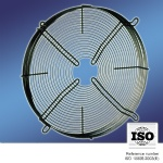 Grill for AC Axial Fan